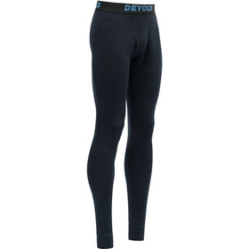 Devold Expedition Leggings Johns Avec braguette Homme, ink